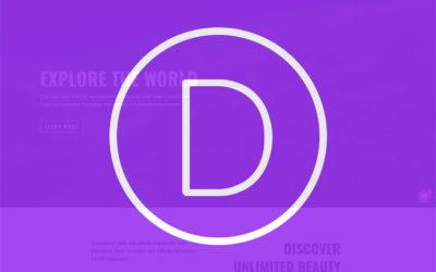 Free Divi Layout Pack for Travel Websites 免費旅遊網站樣版下載