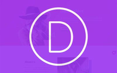 Free Divi Layout Pack for Stylish Fashion 免費高質感時尚樣版下載