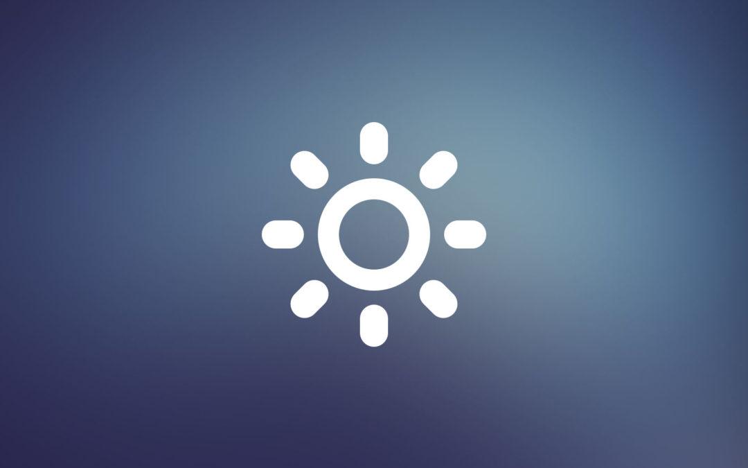 Free Weather Icon Sets 免費下載天氣圖示